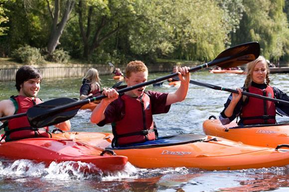 Longridge on the Thames