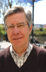 Malcolm Shepherd, chief executive, Sustrans