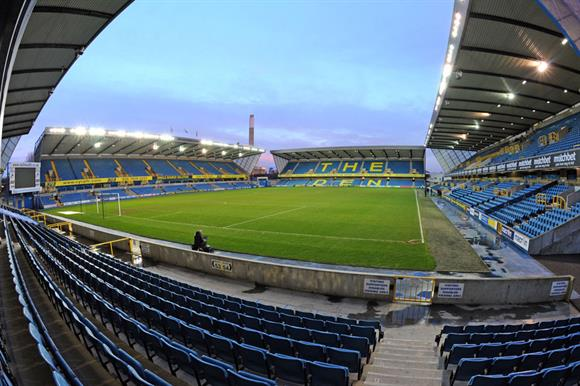 The New Den: Millwall FC's ground