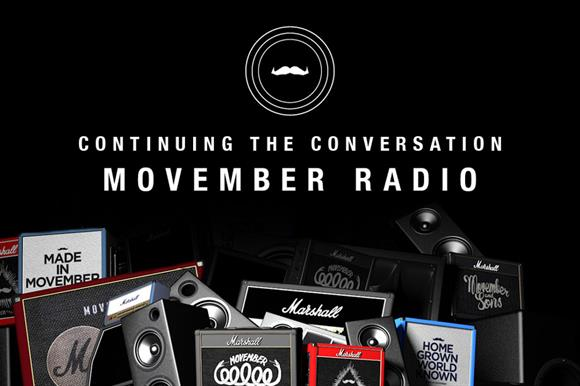 The Movember podcast