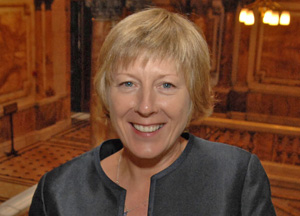 Rosemary Gillespie is the new chief executive of the Roy Castle Lung Cancer Foundation
