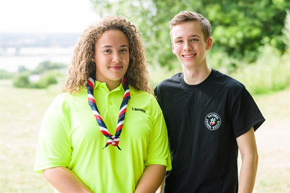 Scouts team up with NCS