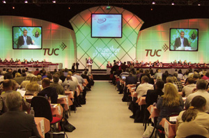TUC: Motion submitted by civil servants trade union