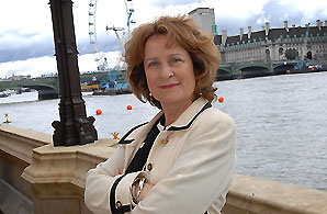 Baroness Helena Kennedy. Photo: Newscast