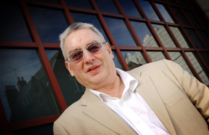 Nigel Kershaw, chief executive of BigInvest (Credit: Newscast)