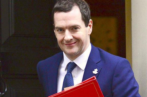 George Osborne unveils today's Autumn Statement