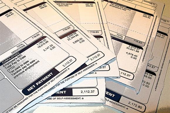 Payroll giving: falling