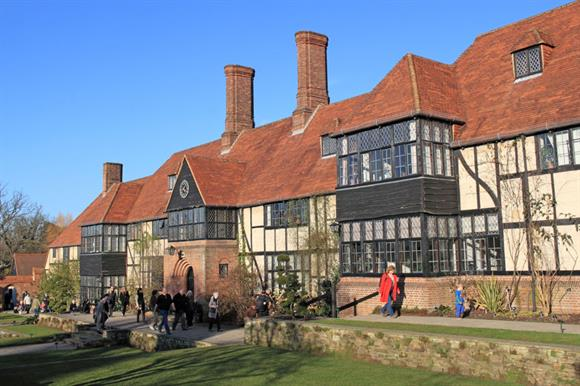 Royal Horticultural Society's head office in Wisley, Surrey