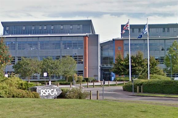 RSPCA: targeted by Daily Mail