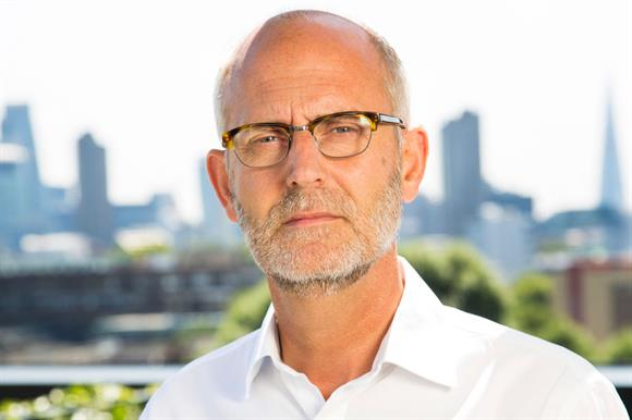 Richard Taylor, director of fundraising at Macmillan Cancer Support