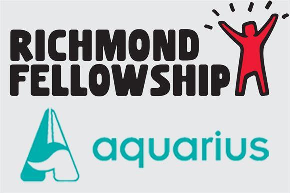 Aquarius now a subsidiary of the Richmond Fellowship