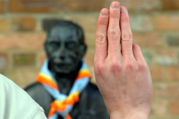 Scouts: hands up for volunteering