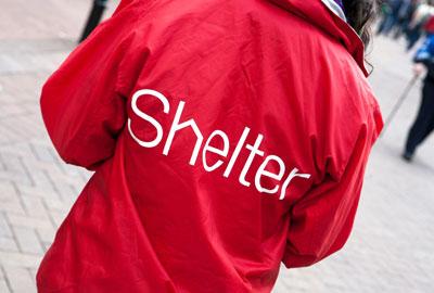 A Shelter fundraiser