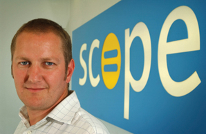 Sparkes: appointed by Scope (Credit: Newscast)