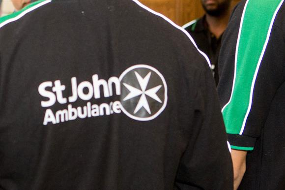 St John Ambulance