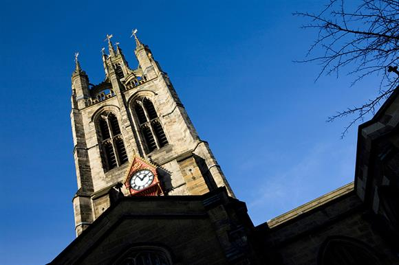 St Nicholas Cathedral, Newcastle
