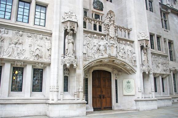 Supreme Court: will hear the case