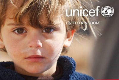 Unicef has achieved better brand awareness figures during the crisis in Syria
