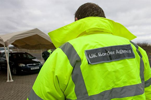 The Charity Commission consulted the UK Border Agency over a charity's alleged use of illegal immigrants