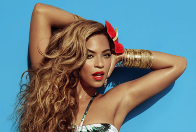 Beyonce: fronting H&M summer push