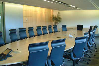Boardroom: report addresses question of tokenism