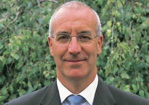 Dr Andy Clements has been appointed director of the British Trust for Ornithology