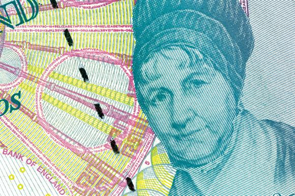 19th century philanthropist Elizabeth Fry, who has been featured on Bank of England £5 notes since 2002