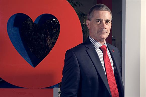 Simon Gillespie says the BHF wants to make its voice heard on policy issues