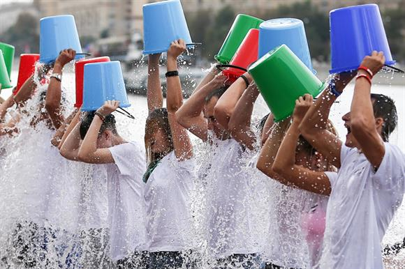 The ALS Association wanted to patent the ice bucket challenge