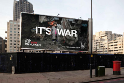 Islamic Relief's new campaign