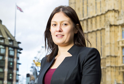 Nandy says Labour will launch a pre-election consultation with the voluntary sector