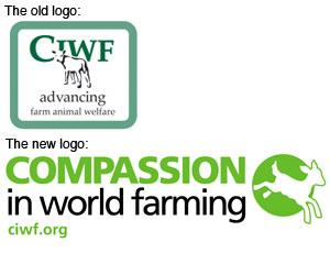 CIWF: new logo