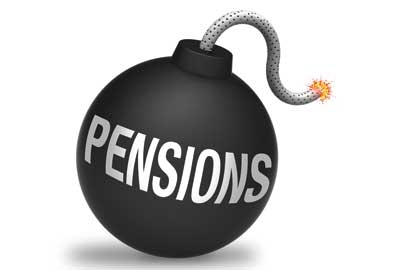Pensions and Debt Time Bomb In UK:  £1 Trillion Crisis Looms