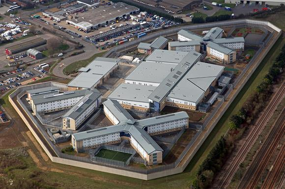 HM Prison Peterborough: former inmates helped by the One Service