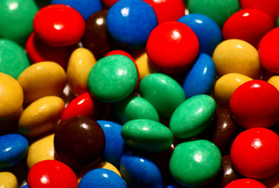 Giving donors sweets can triple response rates