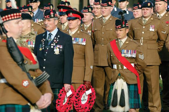 The Royal British Legion Scotland has rebranded to become Legion Scotland