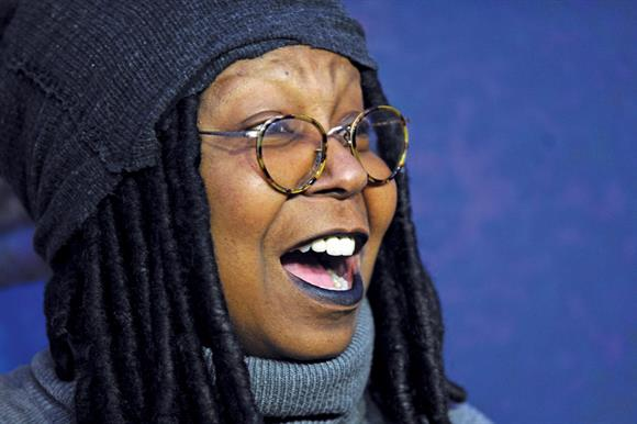 Someone like Whoopi Goldberg could lighten the mood at the Institute of Fundraising's national convention