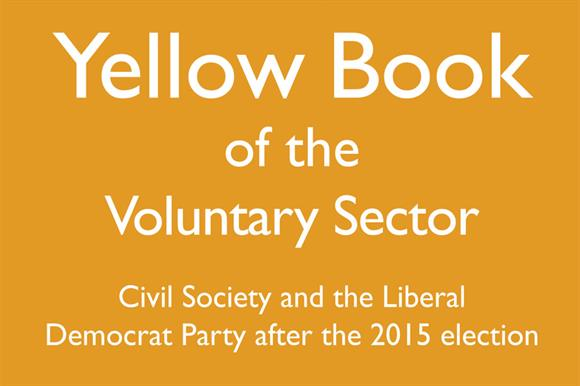 The Yellow Book of the Voluntary Sector