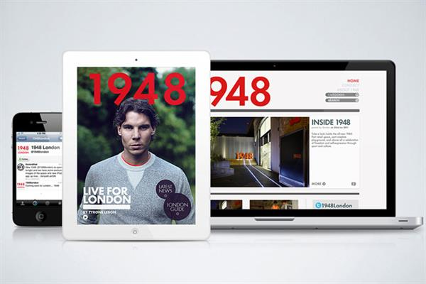 Nike 'Nike 1948' by AKQA