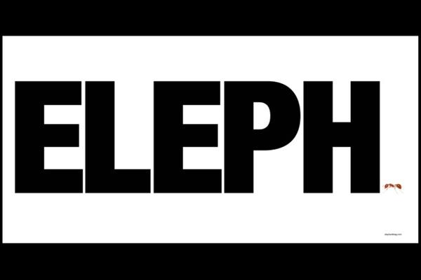 Elephant Magazine 'elephant' by M&C Saatchi