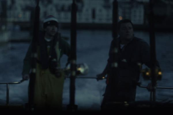 Honda 'night fishing' by Wieden+Kennedy