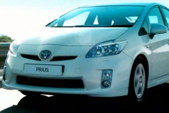 Toyota 'the next Prius' by Saatchi & Saatchi London