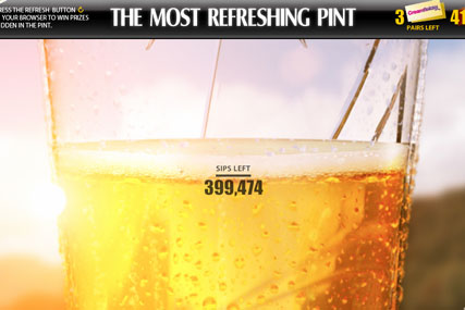 Strongbow 'Most refreshing pint' by Lean Mean Fighting Machine (ID:1023219)