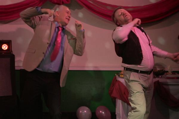 T-Mobile 'dancing dads' by Saatchi & Saatchi