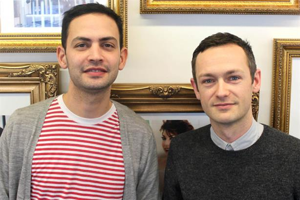Mischief PR: grows management team with Zac Schwarz (left) and Ben Dutton