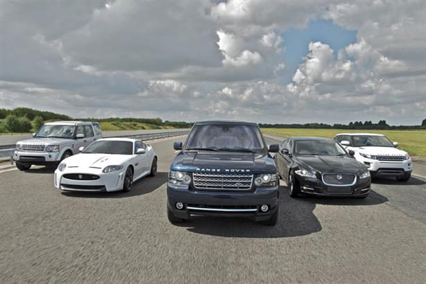 New direction: Jaguar Land Rover is shaking up its public affairs