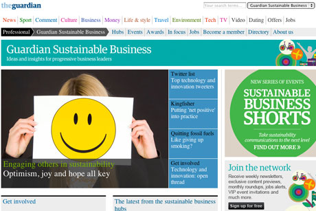Guardian Sustainable Business: Fishburn Hedges to promote US launch