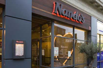 Nando's: new comms role