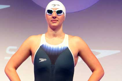 Speedo: backs Rebecca Adlington (Getty Images)