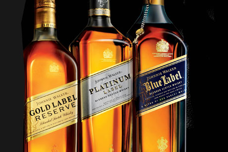 Special Reserve: Three of Diageo's premium scotch whiskies